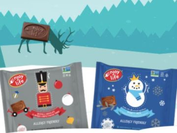 Enjoy Life Winter Chocolate Minis Giveaway