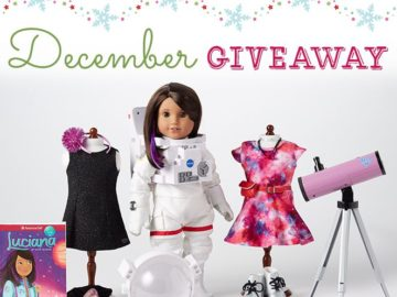 American Girl December Giveaway