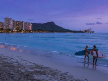 Winter Getaway to Waikiki Sweepstakes
