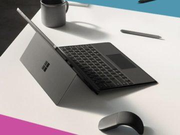 Win a Microsoft Surface Pro 6!