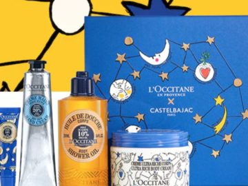 Win a Signature Holiday Collection from L'Occitane