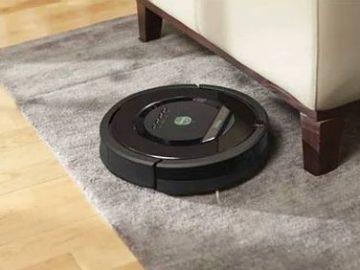 Win a Roomba 690 Robotic Vacuum!