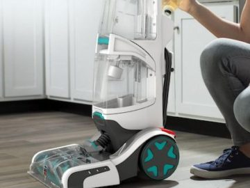 Rachel Ray Show Win a Hoover SmartWash Carpet Cleaner