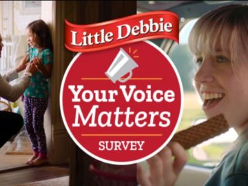 Little Debbie Your Voice Matters Giveaway