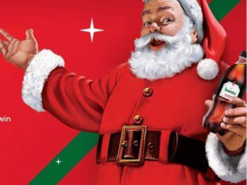 Coca Cola Holiday Instant Win