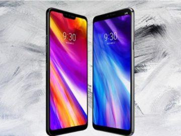 Sprint LG G7 Smartphone Sweepstakes
