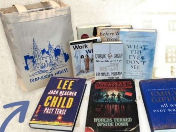 Random House Bestsellers Sweepstakes