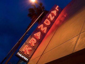 Landmark Theatres NYC Experience