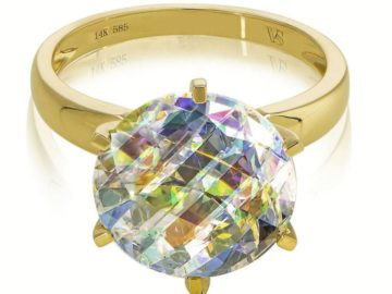 Gold Ring Giveaway