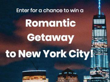 Romantic Getaway to New York City Sweepstakes