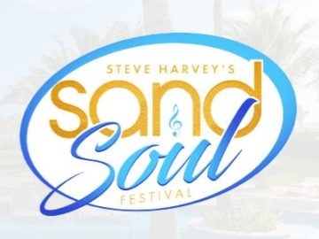 Steve Harvey Morning Show's Sand & Soul Festival Sweepstakes