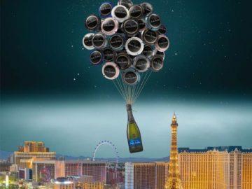 Nicolas Feuillatte Trip for Two to Las Vegas Sweepstakes