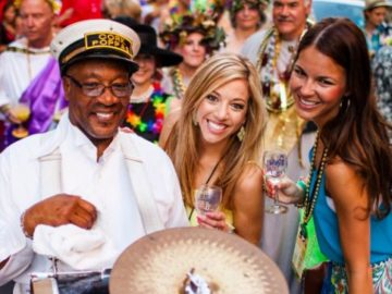 Southwest Trip to New Orleans Wine & Food Sweepstakes