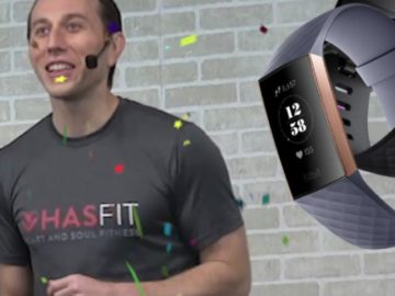 Fitbit New Year Giveaway