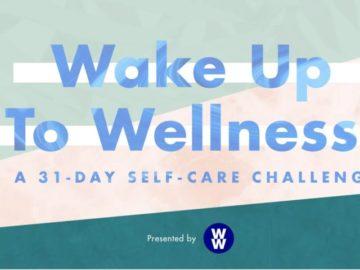 Pop Sugar Wake Up to Wellness Sweepstakes