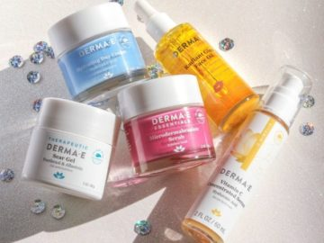 Win a Year of DERMA-E Sweepstakes