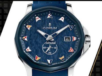 Corum Admiral Legend Watch Sweepstakes