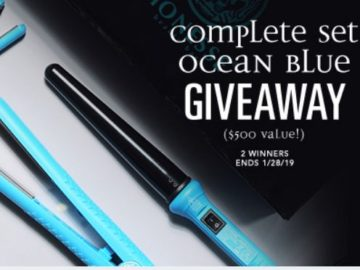 Lionesse Hair Styling Set Giveaway