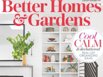 Better Homes & Gardens Stylemaker Swag Bag Sweepstakes