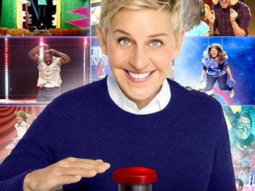 Ellen's Big Game of Games Giveaway