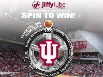 Jiffy Lube Spin to Win Sweepstakes