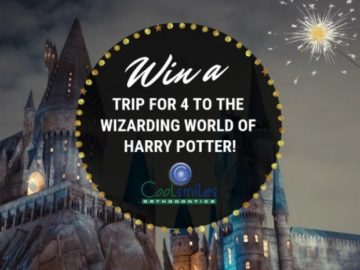 Win a trip to the Wizarding World of Harry Potter