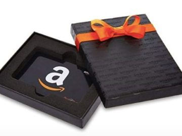 SmartStop Self Storage Amazon Gift Card Giveaway