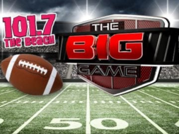 BIG Screen TV for the BIG Game Sweepstakes