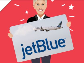 Win 2 Round-Trip Tickets on JetBlue!