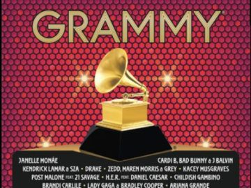 Win a Trip to the Grammy Awards in Los Angeles, CA
