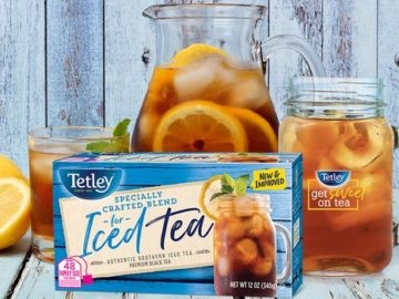 Tetley's Get Sweet On Tea Sweepstakes