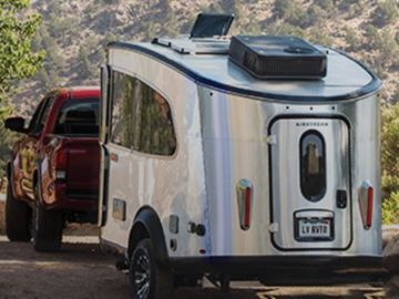 Airstream Camper Sweepstakes