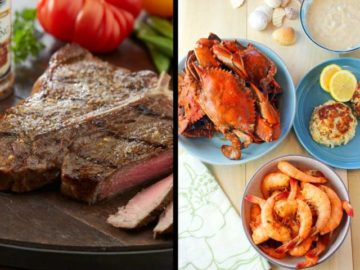 Surf and Turf Sweepstakes