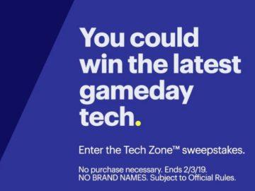 Best Buy Tech Zone Sweepstakes (Twitter)