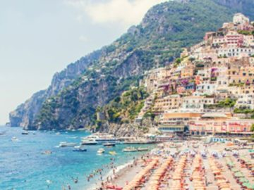 Escape to Italy Sweepstakes