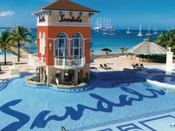 Texas Roadhouse Sandals Trip for Two Sweepstakes