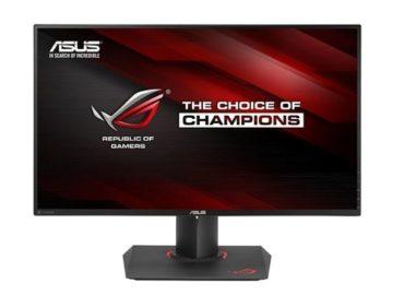 ASUS ROG Swift Gaming Monitor Giveaway