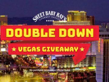Double Down Vegas Sweepstakes