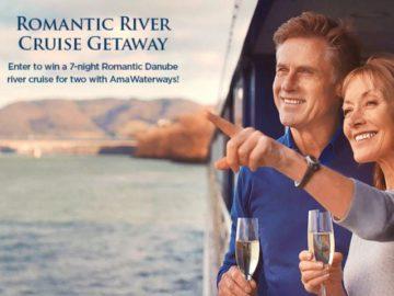 Ama Waterways Danube River Cruise Sweepstakes