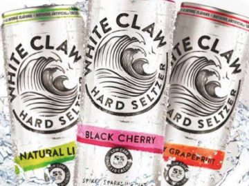 White Claw Get Ready to Make New Waves Instant Win Game
