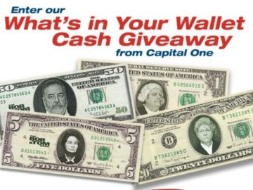The Bob & Tom Show What's in Your Wallet Cash Giveaway