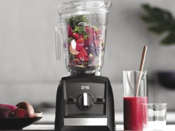 Vegan Bowls Vitamix Blender Giveaway