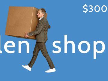 Ellen Shop Giveaway