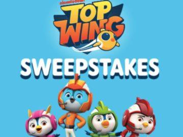 Nickelodeon Top Wing Sweepstakes