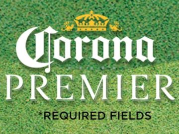 Corona Premier Golf Sweepstakes/Instant Win Game