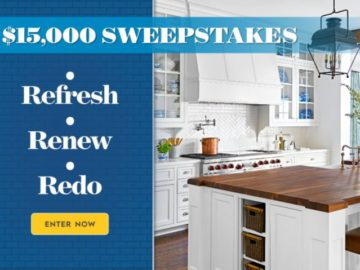 Better Homes And Gardens Sweepstakes >> Better Homes Gardens 15 000 Sweepstakes
