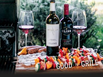 Cline Cellars Good To Grill Sweepstakes
