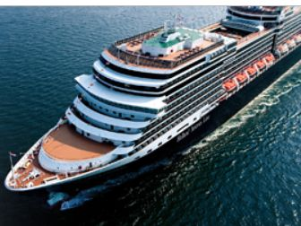 Holland America Choose Your Cruise 2019-2020 Sweepstakes