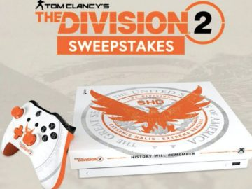 Game Stop Rewards Tom Clancy The Division 2 Sweepstakes