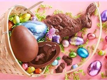 Simply Chocolate 2019 Easter Basket Sweepstakes